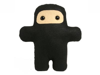 Pliušiniai žaislai Wee_ninja