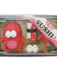 O No Sushi: Red by Andrew Bell