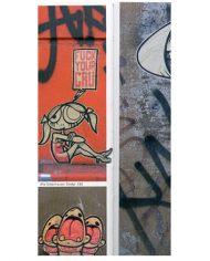 Berlin Street Art CityGuide – Urban Illustration