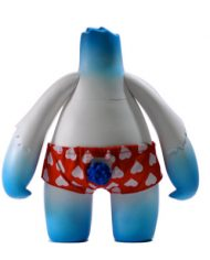 Mantra Bill Yeti by Frank Kozik