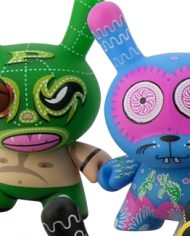Azteca Dunny Blind Box by Kidrobot 2