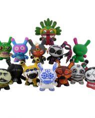 Azteca Dunny Blind Box by Kidrobot Full