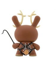 Dunny Reindeer by Chuck Boy