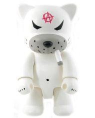 Kozik Anarchy White Cat Exclusive  – Qee