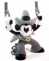 Two-Gun Mickey Mouse